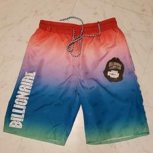 Billonaire boys club swimming shorts